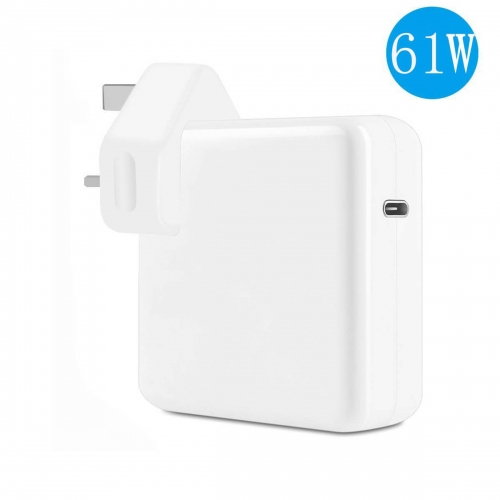 Upgraded version PD 61W Power Adapter Replacement For Apple MacBook