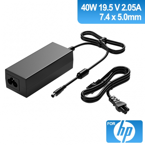 19.5V 2.05A 40W Charger for Laptop HP