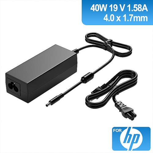 19V 1.58A 30W Charger for Laptop HP